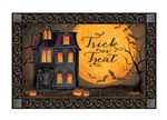 Dark Manor MatMates Decorative Doormat