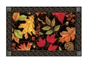 Autumn Symphony MatMates Decorative Doormat