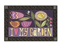 Love My Garden MatMates Decorative Doormat