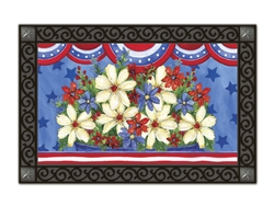 American Beauty MatMates Decorative Doormat