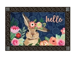 Bunny Bliss MatMates Decorative Doormat
