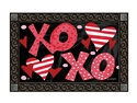 Hugs and Kisses MatMates Decorative Doormat