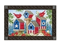 All American Birdhouses MatMates Decorative Doormat