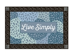 Live Simply MatMates Decorative Doormat
