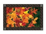 Autumn Leaves MatMates Decorative Doormat