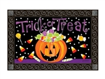 Halloween Candy MatMates Decorative Doormat
