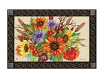 Autumn Glory MatMates Decorative Doormat