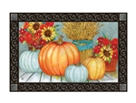 Harvest Home MatMates Decorative Doormat