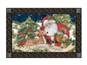 Christmas Magic MatMates Decorative Doormat