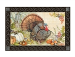 Turkey MatMates Decorative Doormat