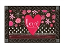 Valentine Love MatMates Decorative Doormat
