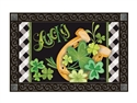 Lucky to be Irish MatMates Decorative Doormat