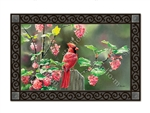 Cardinal Beauty MatMates Decorative Doormat