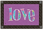 Love Heart MatMates Doormat