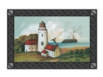 Lighthouse Bay MatMate Doormats