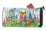 Springtime Beauty Large Mail Wraps Mailbox Cover