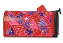 Mix It Up Valentine Large Mail Wraps Mailbox Cover