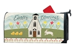 Easter Service Large MailWraps Magnetic Mailbox Cover