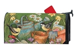Garden Visit Large MailWraps Magnetic Mailbox Cover