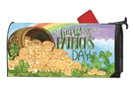 Pot of Gold Large MailWraps Magnetic Mailbox Cover