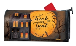 Dark Manor Large MailWraps Magnetic Mailbox Cover