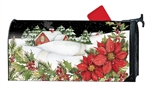 Christmas Delivery Large MailWraps Magnetic Mailbox Cover