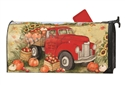 Pumpkin Delivery Large MailWraps Magnetic Mailbox Cover