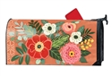 Terra Flora Large MailWraps Magnetic Mailbox Cover