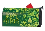Shamrock Shower LARGE MAILWRAPS MAGNETIC MAILBOX COVER