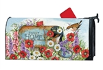 Sweet Home Large MailWraps Magnetic Mailbox Cover