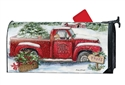 Christmas Tree Farm Large MailWraps Mailbox Cover