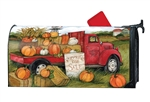 Pumpkins for Sale Large MailWraps Mailbox Cover