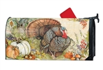 Turkey Large MailWraps Mailbox Cover