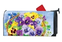 Pansy Blooms Large MailWraps