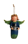 Plant Kindness Angel Ornament