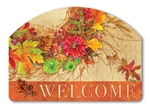 Autumn Wreath Yard DeSigns Magnetic Art