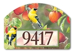 Apple Harvest Friends Yard DeSigns Magnetic Art
