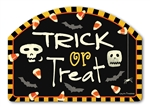 Skeleton Halloween Yard DeSigns Magnetic Art