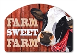 Down on the Farm Yard DeSigns Magnetic Art