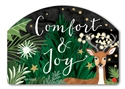 Comfort and Joy Yard DeSigns Magnetic Art