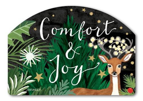 Comfort And Joy Yard Designs Magnetic Art