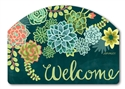 Boho Succulents Yard DeSigns Magnetic Art