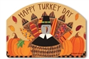 Pilgrim Turkey Yard DeSigns Magnetic Art