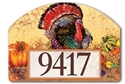 Wild Turkey Yard DeSigns Magnetic Art