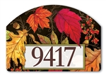 Autumn Symphony Yard DeSigns Magnetic Art