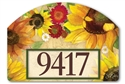 Yellow Sunflower Yard DeSigns Magnetic Art