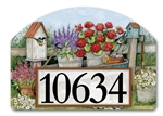 Garden Wagon Yard DeSigns Magnetic Art