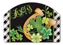 Lucky to be Irish Yard DeSigns Magnetic Art