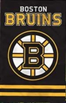 Boston Bruins House Flags