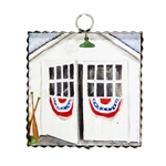 RTC Gallery Mini Patriotic Barn